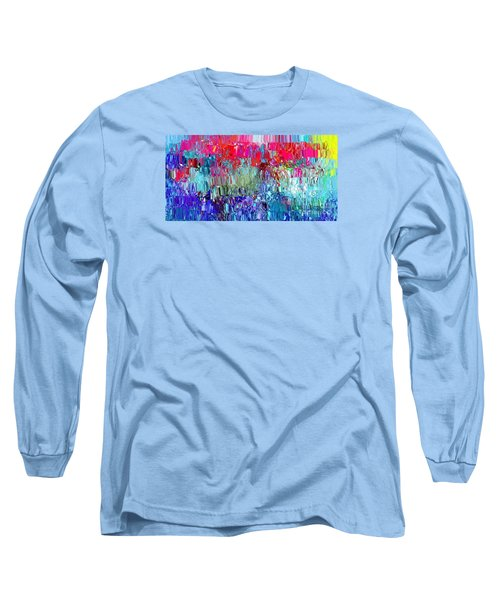 Shattered Long Sleeve T-Shirt by The Art of Alice Terrill