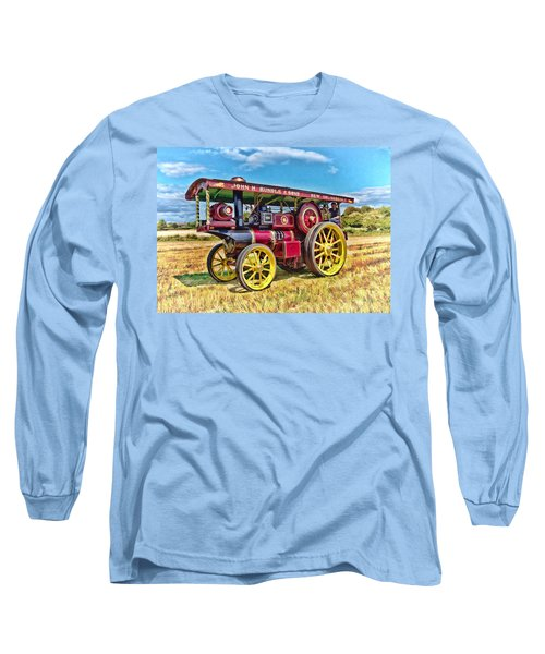 Showmans Engine Long Sleeve T-Shirt