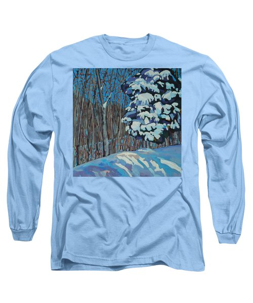 Significant Cedar Long Sleeve T-Shirt by Phil Chadwick
