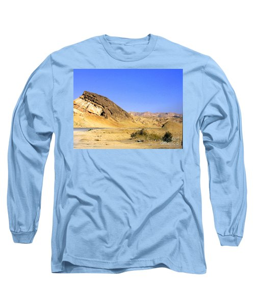 Sinai Desert  Long Sleeve T-Shirt