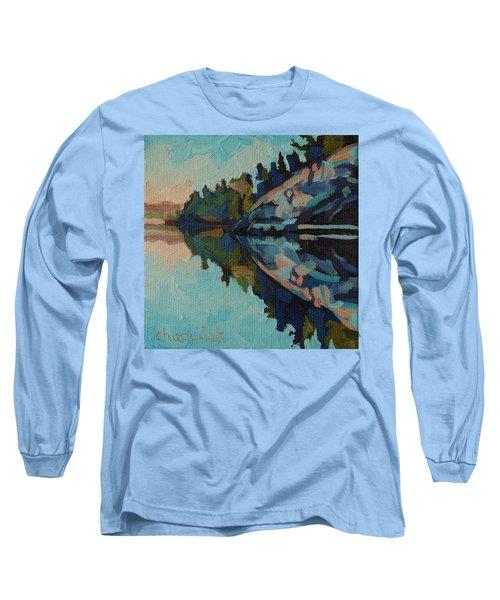 Singleton Cliffs Long Sleeve T-Shirt by Phil Chadwick