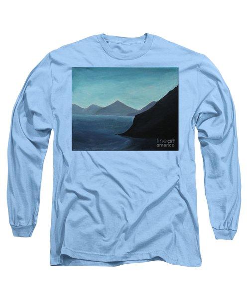 Skopelos Greece Long Sleeve T-Shirt