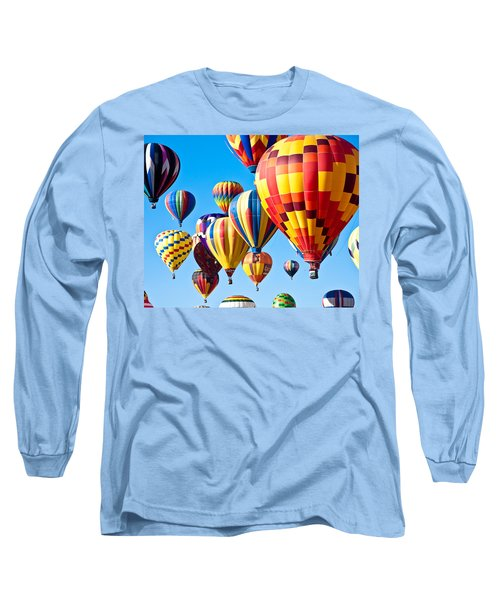 Sky Of Color Long Sleeve T-Shirt