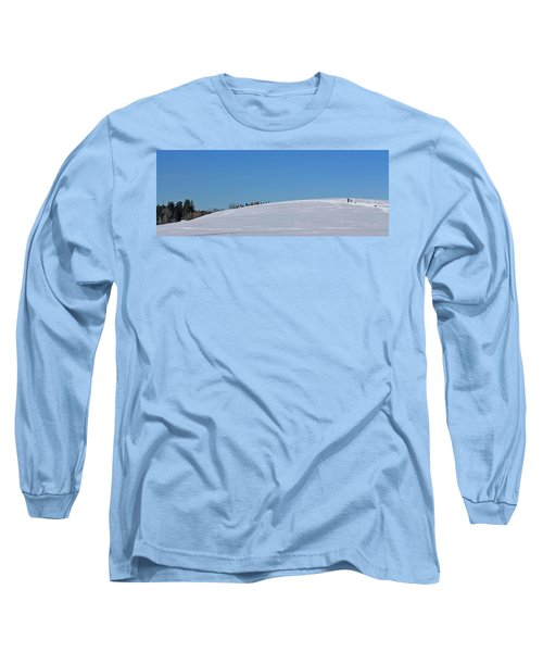 Dexter Drumlin Hill Sledding Long Sleeve T-Shirt