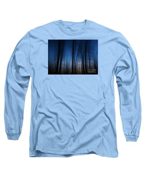Sleepwalking... Long Sleeve T-Shirt by Nina Stavlund