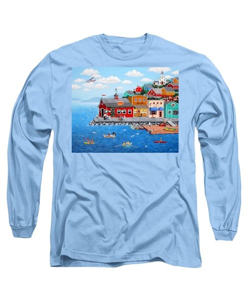 Smiley's Long Sleeve T-Shirt