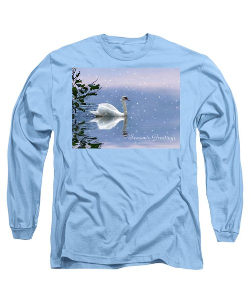 Snow Swan II Long Sleeve T-Shirt