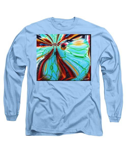 Something Is Watching Me Long Sleeve T-Shirt