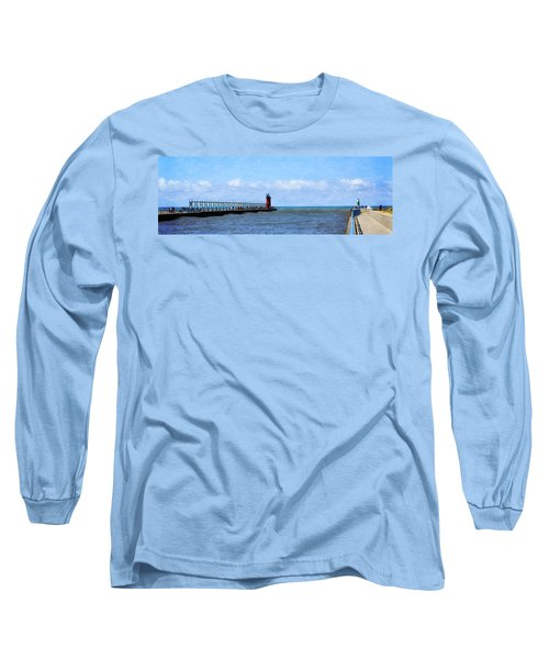 South Haven Channel Long Sleeve T-Shirt
