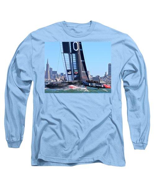 Oracle America's Cup Winner Long Sleeve T-Shirt