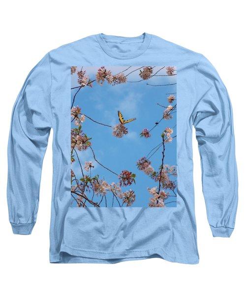 Heaven Sent Long Sleeve T-Shirt
