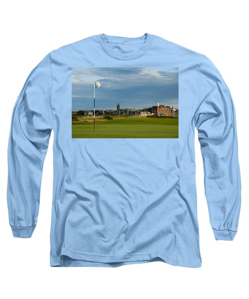 St Andrews Golf Long Sleeve T-Shirt by Jeremy Voisey