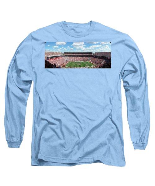 Stadium Panorama View Long Sleeve T-Shirt