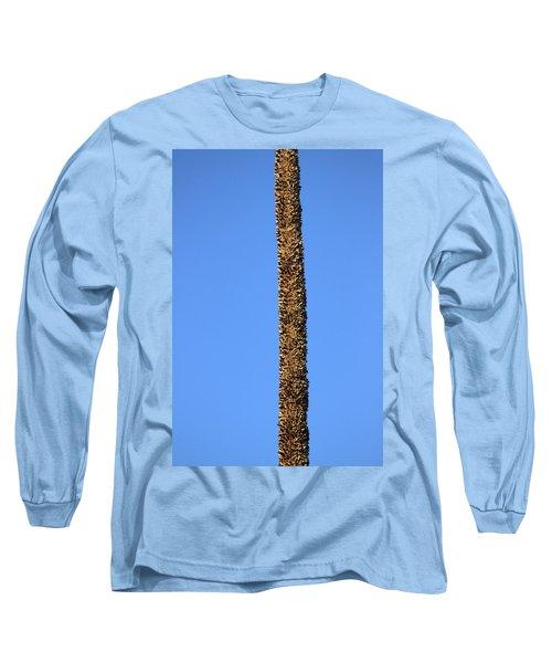 Standing Alone Long Sleeve T-Shirt by Miroslava Jurcik