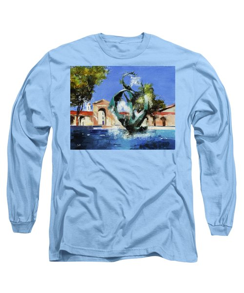 Stanford Claw Long Sleeve T-Shirt