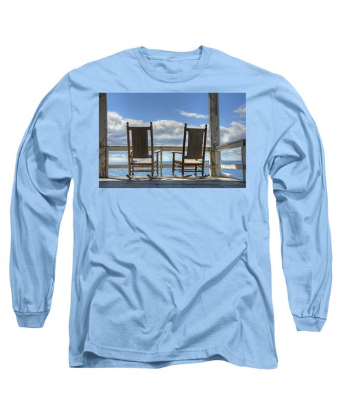 Star Island Rocking Chairs Long Sleeve T-Shirt