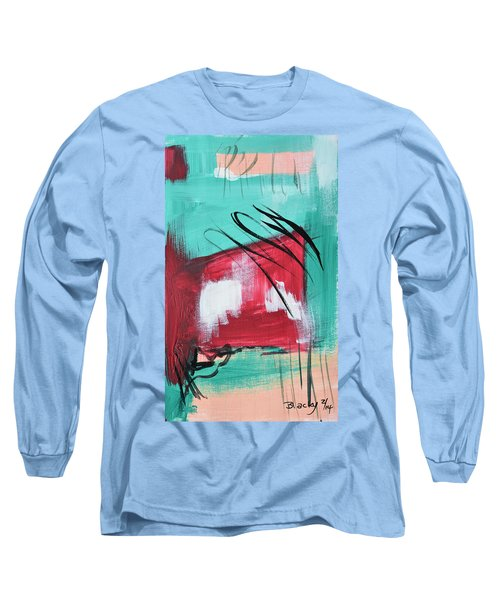 Staying In Miami Long Sleeve T-Shirt