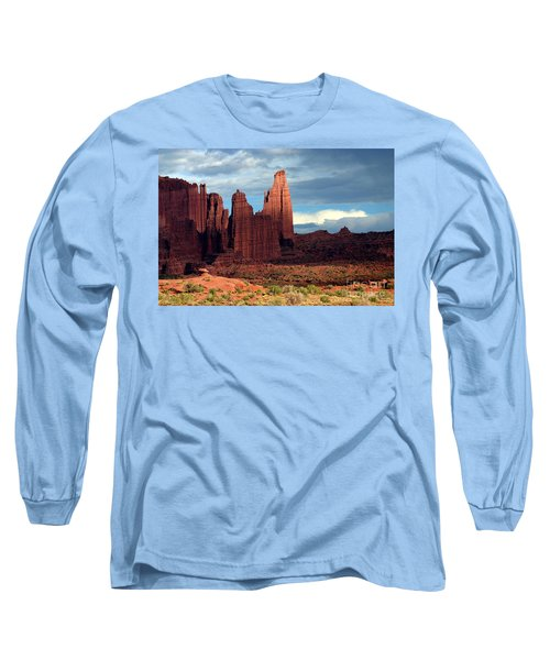 Storm Shadows Long Sleeve T-Shirt