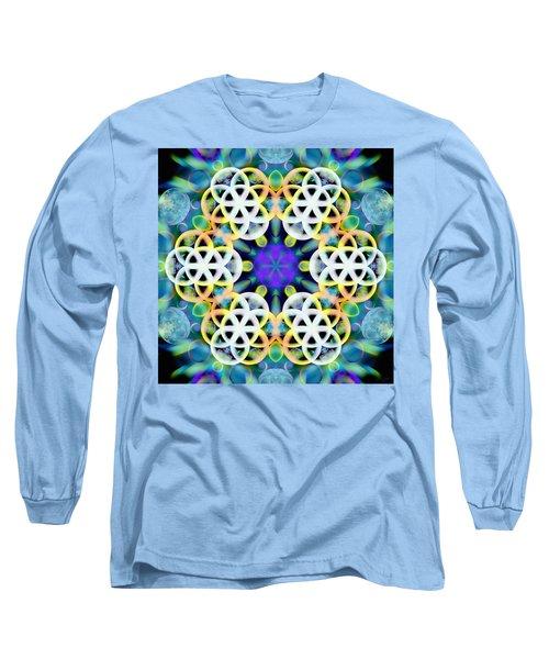 Subatomic Orbit Long Sleeve T-Shirt