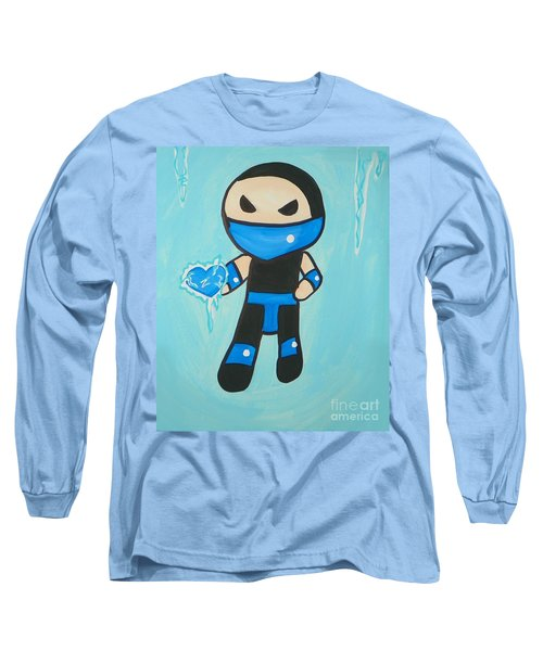 Subzero Frozen Heart Long Sleeve T-Shirt