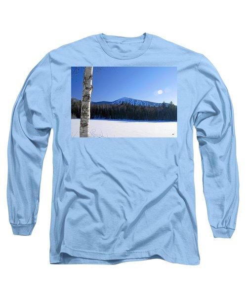 Sugarloaf Usa Long Sleeve T-Shirt by Alana Ranney