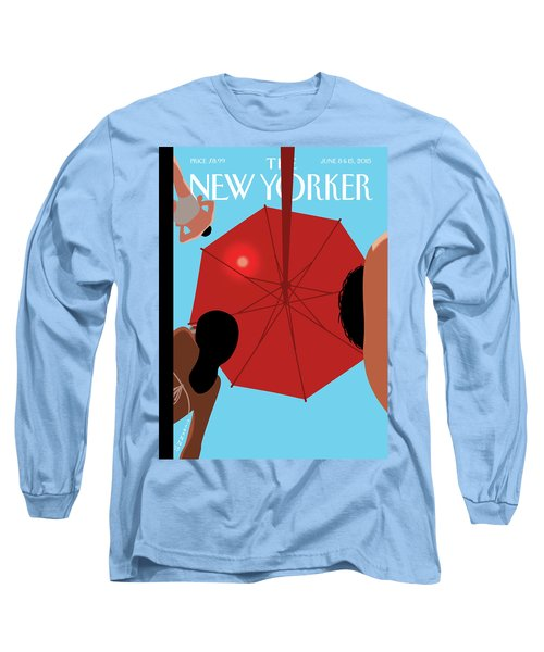 Summer Sky Long Sleeve T-Shirt