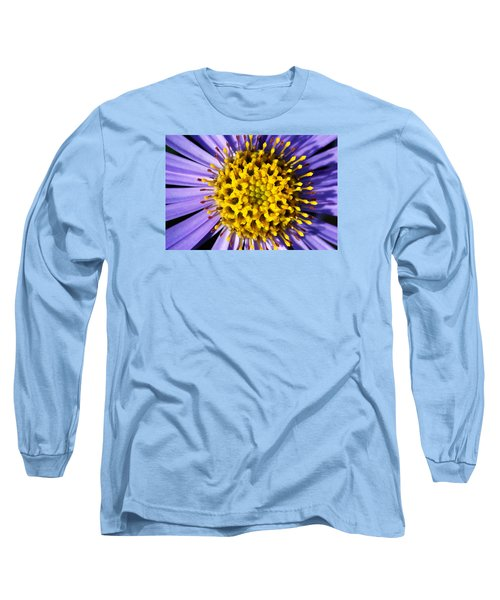 Long Sleeve T-Shirt featuring the photograph Sunburst by Wendy Wilton