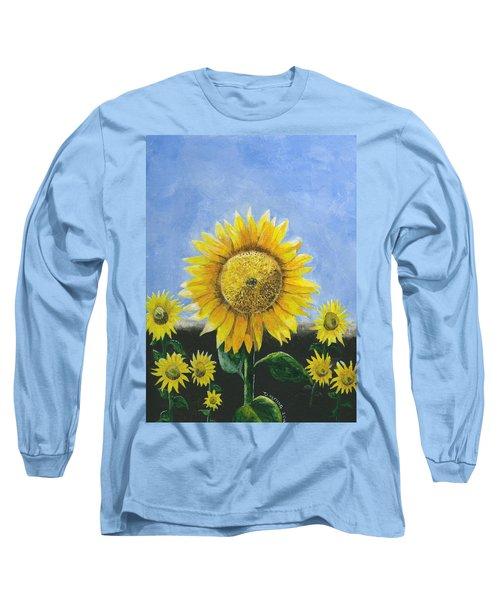 Sunflower Series One Long Sleeve T-Shirt