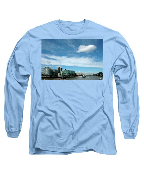 Sunny Day London Long Sleeve T-Shirt by Jonah  Anderson
