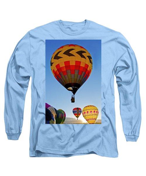 Sunrise Spectacular Long Sleeve T-Shirt