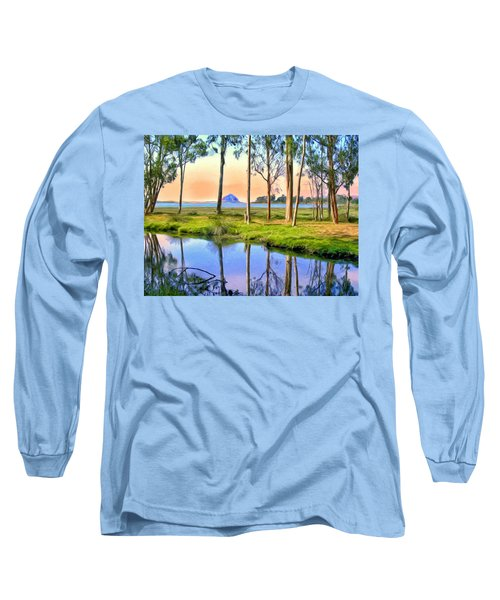 Sunset At Sweet Springs Long Sleeve T-Shirt