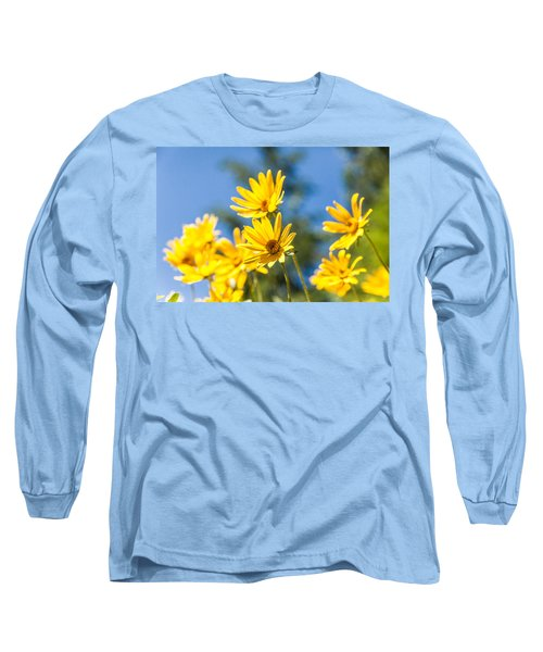 Sunshine Long Sleeve T-Shirt by Chad Dutson