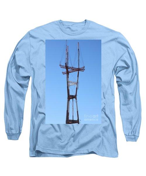 Sutro Tower San Francisco California 5d28069 Long Sleeve T-Shirt