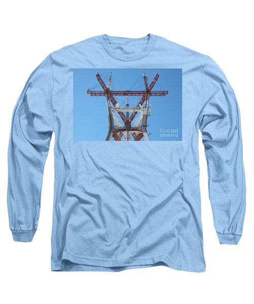Sutro Tower San Francisco California 5d28086 Long Sleeve T-Shirt