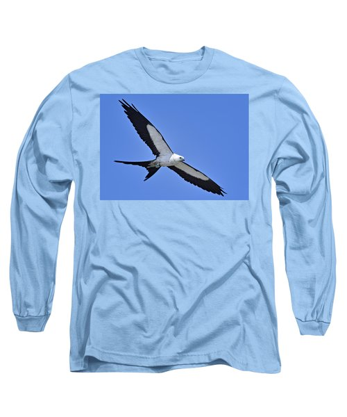 Swallow-tailed Kite Long Sleeve T-Shirt