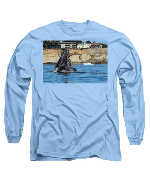 Swim Away Long Sleeve T-Shirt