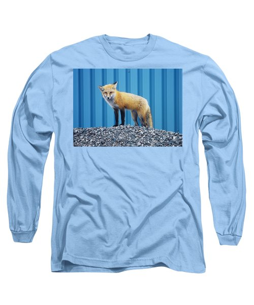 Long Sleeve T-Shirt featuring the photograph Sydney Fox by Jason Lees