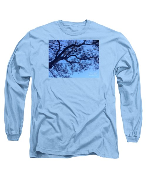 Long Sleeve T-Shirt featuring the photograph Symphony by Nora Boghossian