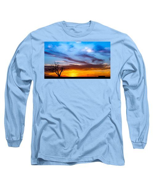 T For Texas  Long Sleeve T-Shirt
