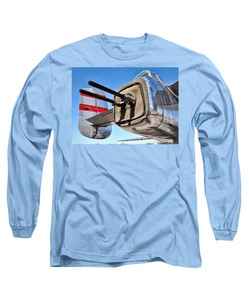 Tail Gunner Long Sleeve T-Shirt