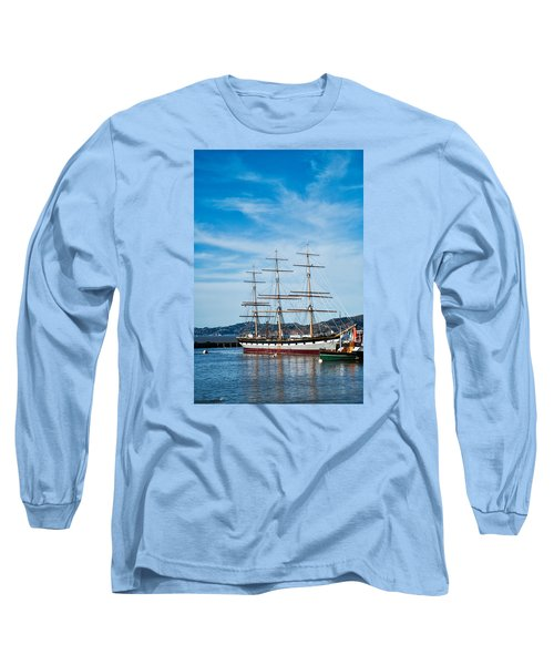 Tall Ship Balclutha San Francisco Long Sleeve T-Shirt