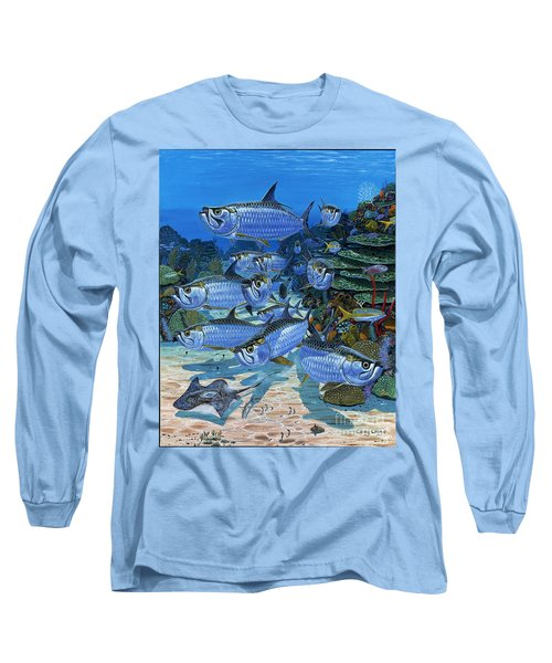 Tarpon Alley In0019 Long Sleeve T-Shirt