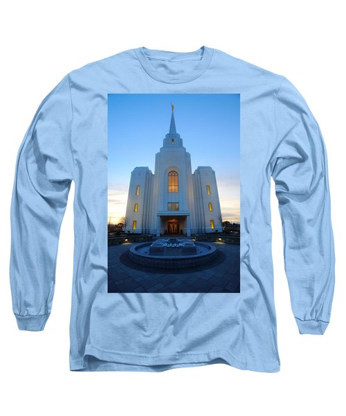 Temple Work Long Sleeve T-Shirt