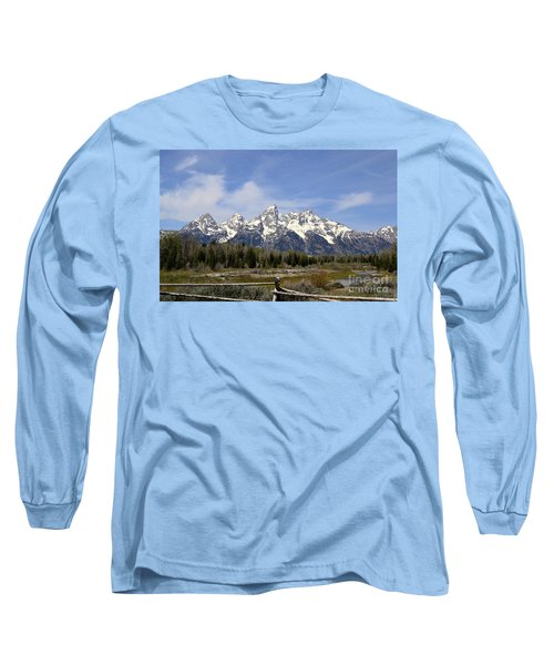 Teton Majesty Long Sleeve T-Shirt
