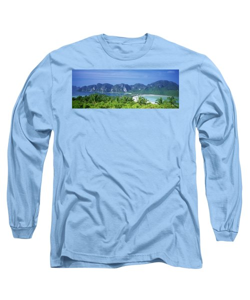 Thailand, Phi Phi Islands, Mountain Long Sleeve T-Shirt