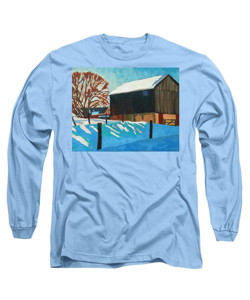 The Barnyard Long Sleeve T-Shirt
