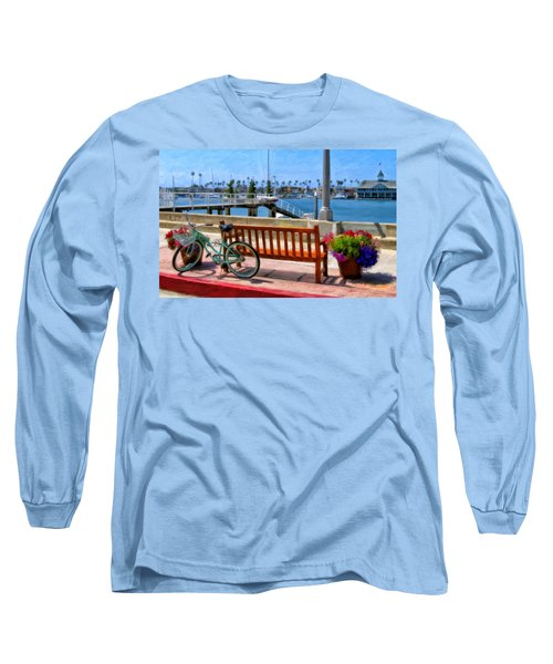 The Beach Cruiser Long Sleeve T-Shirt