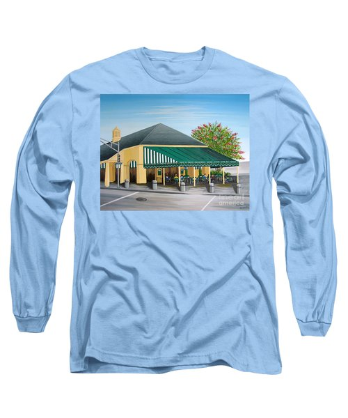 The Cafe Long Sleeve T-Shirt
