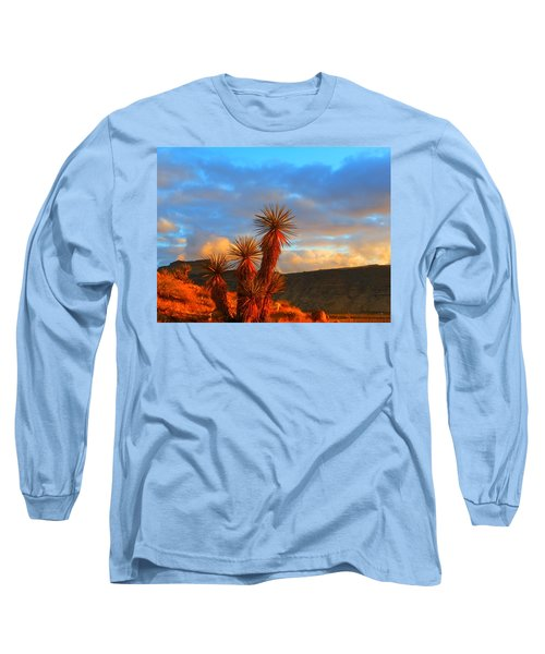 The Cerbat Foothills Long Sleeve T-Shirt