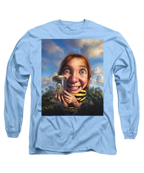 The Collector Long Sleeve T-Shirt